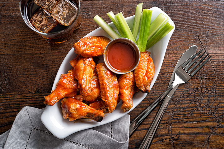 The 10 Best Spots for Wings in Nevada!