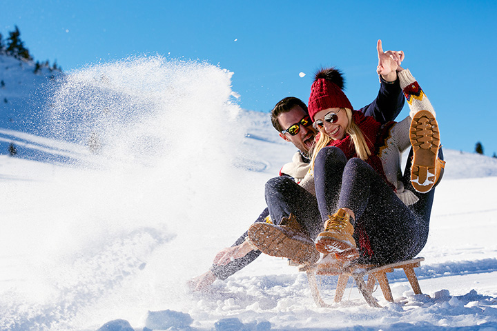 15 of Nevada's Best Winter Activities!