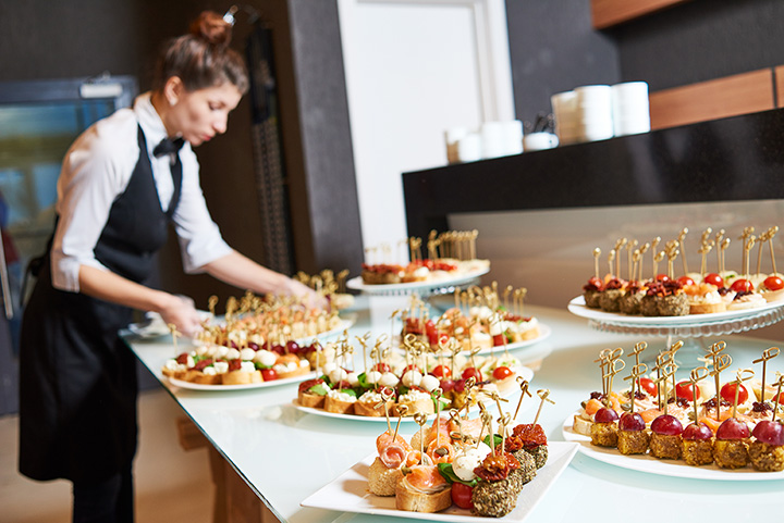 The 10 Best Caterers in New York!