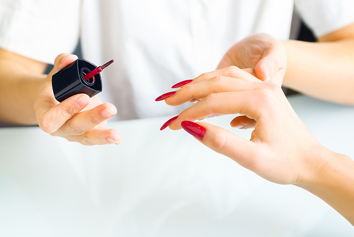 The 10 Best Nail Salons in New York!