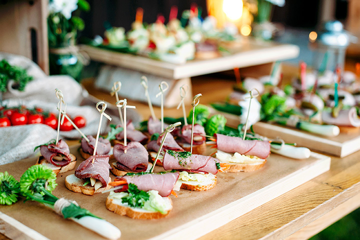 The 10 Best Caterers in Oklahoma!