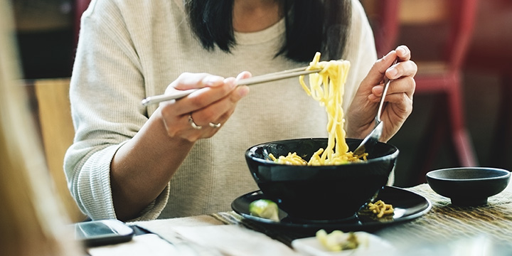 The 10 Best Noodle Places in Oklahoma!