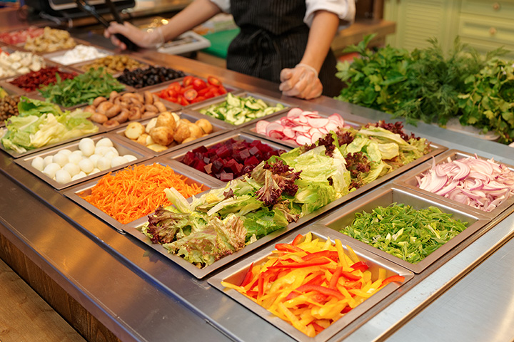10 Best Salad Bars in Oklahoma