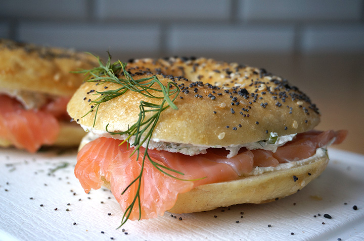 The 10 Best Bagel Shops in Oregon!