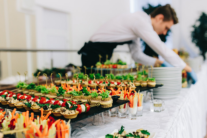The 10 Best Caterers in Oregon!