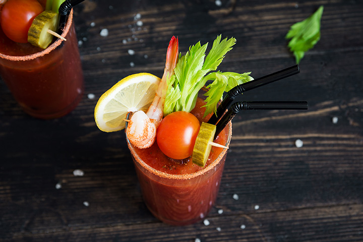 The 10 Best Places for a Bloody Mary in Pennsylvania!