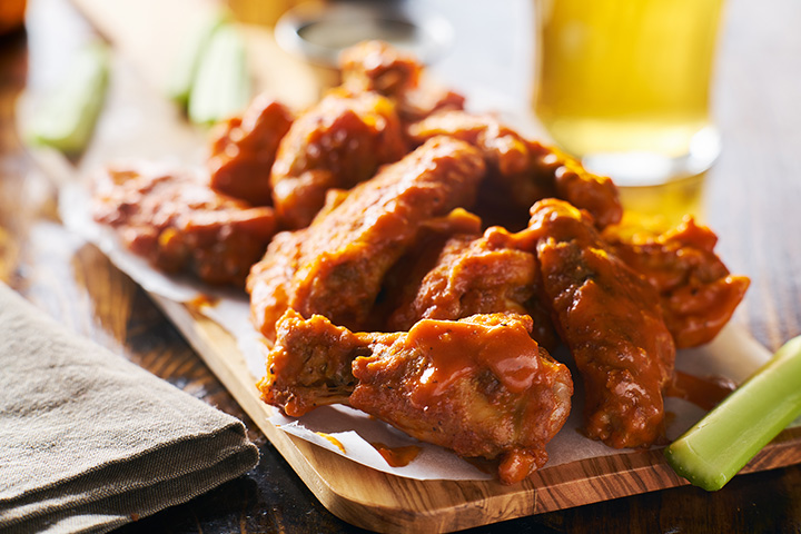 The 10 Best Spots for Wings in Pennsylvania!