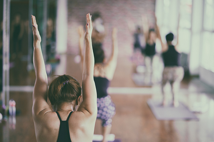 The 10 Best Yoga Studios in Pennsylvania!