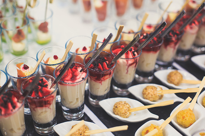 The 10 Best Caterers in Rhode Island!