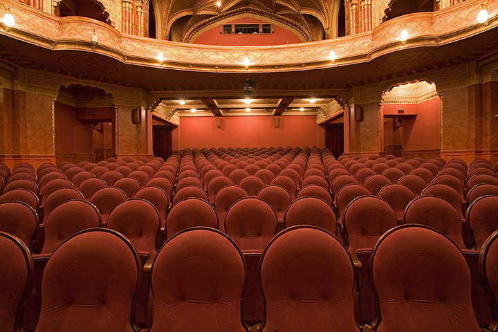 The 10 Best Historic Theaters in Rhode Island!