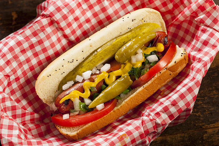 The 9 Best Hot Dogs Joints Rhode Island!