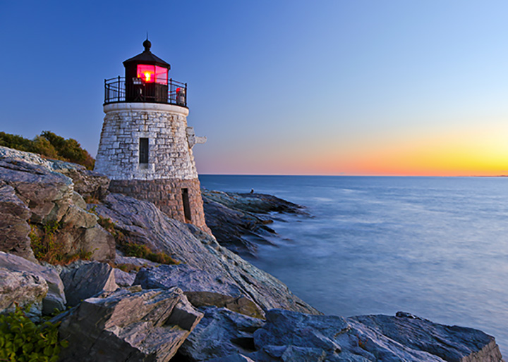 The 14 Most Romantic Places in Rhode Island!