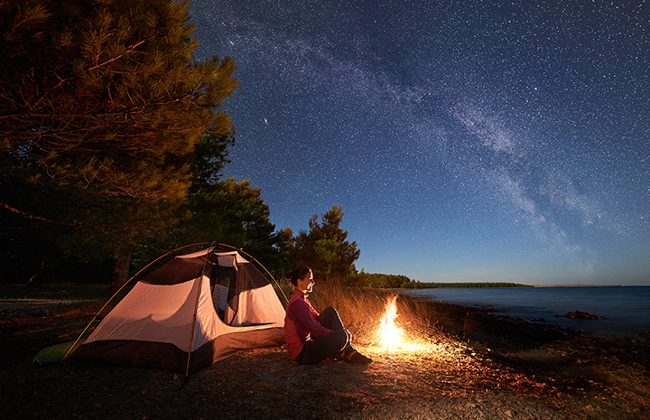 The 10 Best Camping Spots in South Carolina!