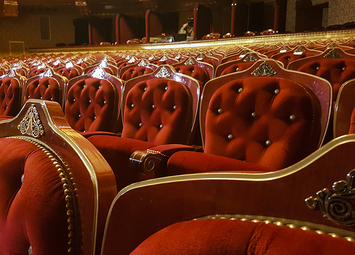 The 10 Best Historic Theaters in South Carolina!