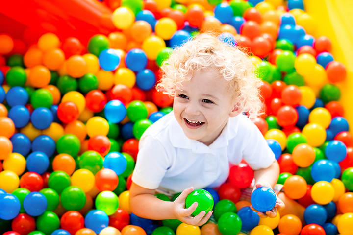 The 10 Best Kids' Play Centers in South Carolina!