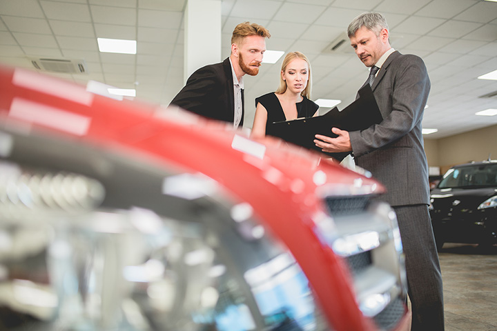 The 10 Best Luxury Car Dealerships in South Carolina!