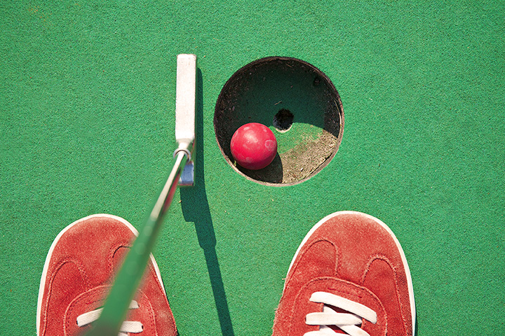 The 10 Best Mini Golf Courses in South Carolina!