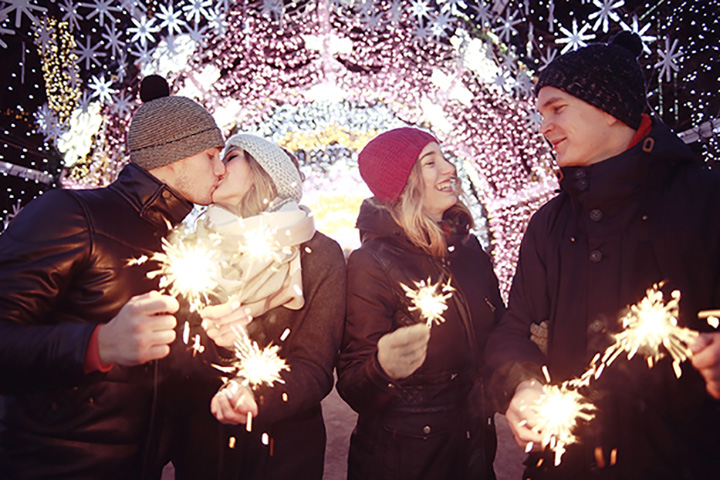 The Best New Year's Eve Events for Families in South Carolina!