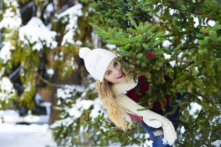The 6 Best Christmas Tree Farms in South Dakota!