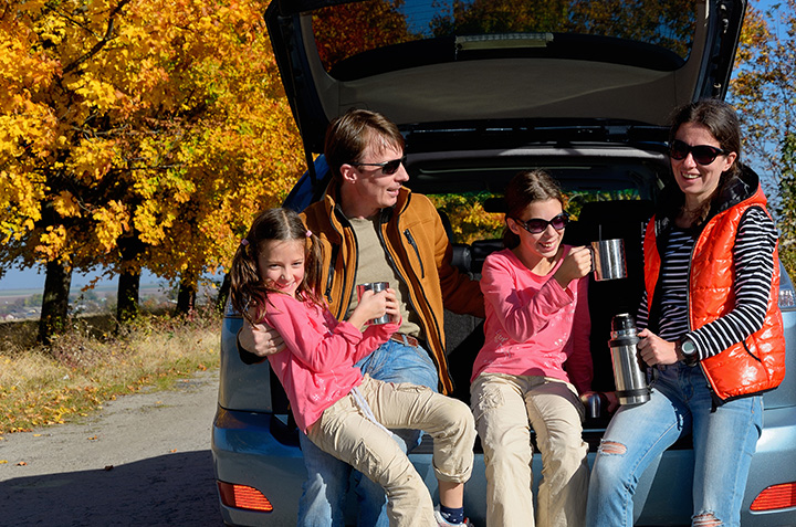 The Perfect Fall Road Trip in South Dakota!