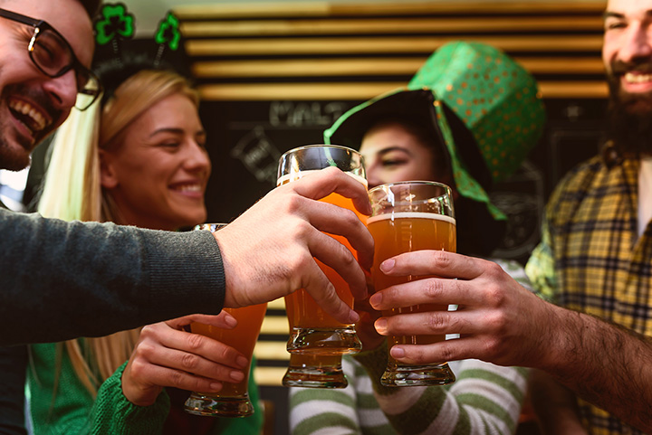 The 13 Best Places to Celebrate St. Patrick's Day in South Dakota!