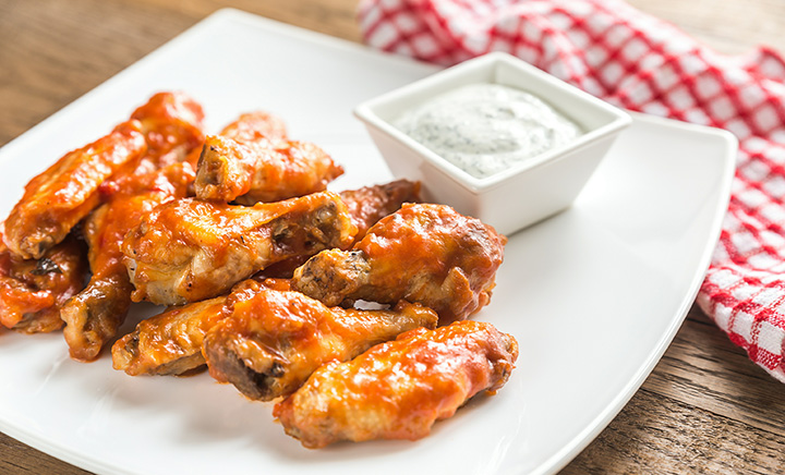 The 10 Best Wings in South Dakota!