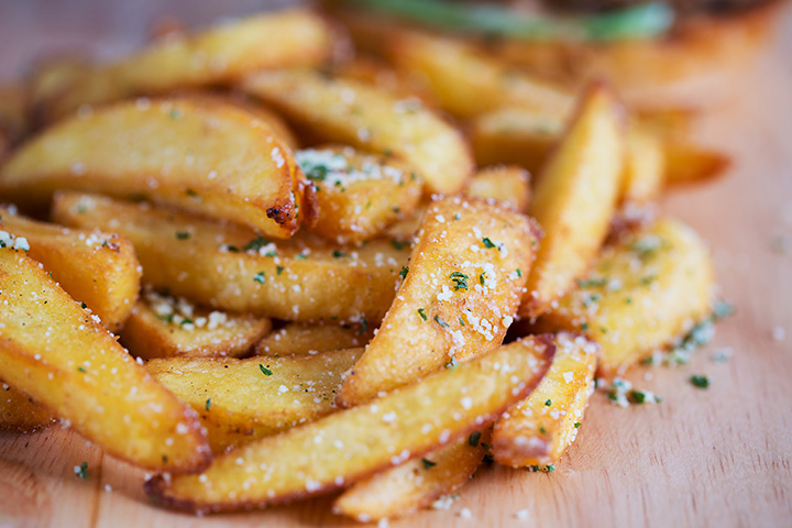 The 10 Best Places for French Fries in Tennessee!