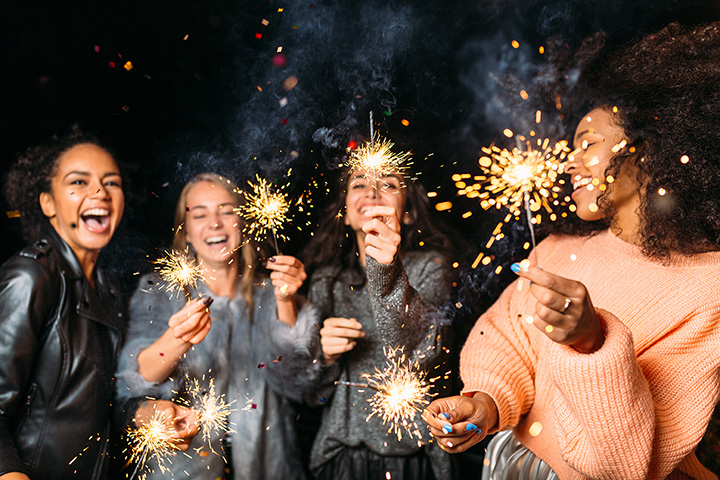 The Best New Year's Eve Events for Families in Tennessee!