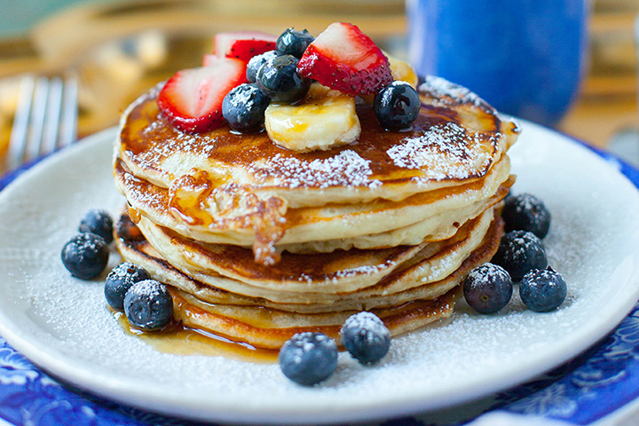 The 10 Best Places for Pancakes in Tennessee!