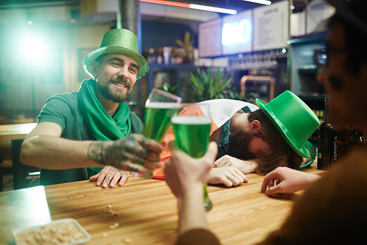 The 12 Best Places to Celebrate St. Patrick's Day in Tennessee!