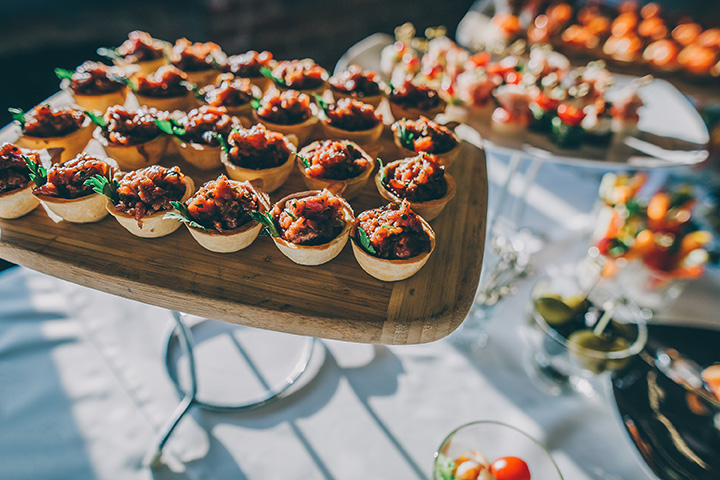 The 10 Best Caterers in Texas!