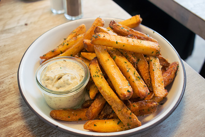 10 Best Places for French Fries in Texas
