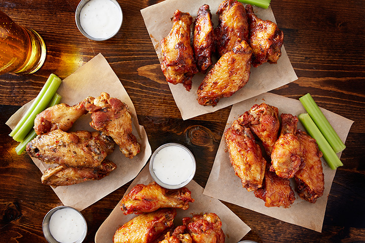 The 10 Best Wings in Texas!