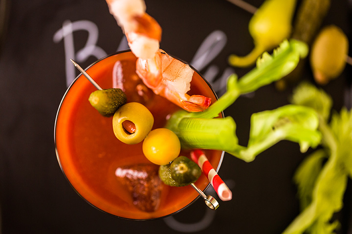 The 10 Best Places for a Bloody Mary in Utah!