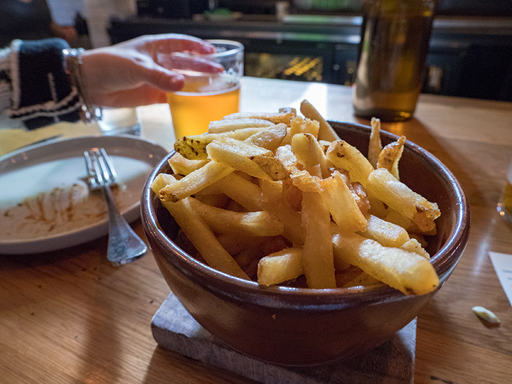 The 10 Best French Fries in Utah!