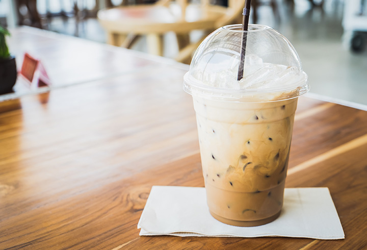 The 10 Best Spots for Iced Coffee in Utah!