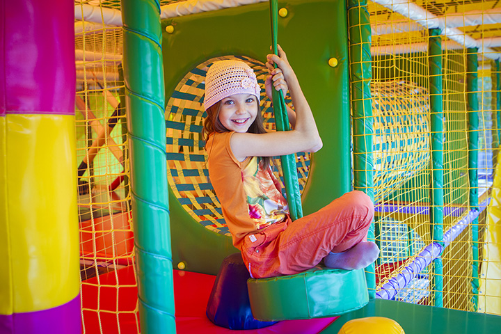 The 10 Best Kids' Play Centers in Utah!