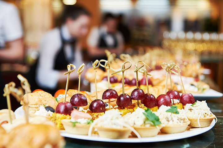 The 10 Best Caterers in Virginia!