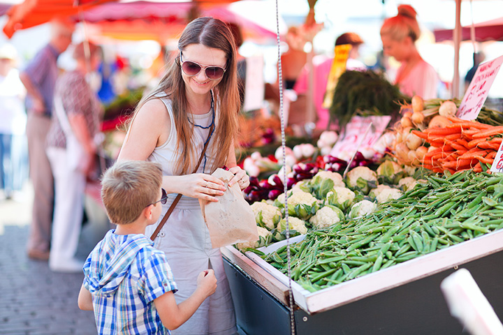 The 10 Best Farmers Markets in Virginia!