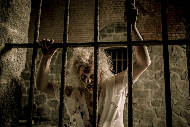 The 6 Best Haunted Attractions in Virginia!