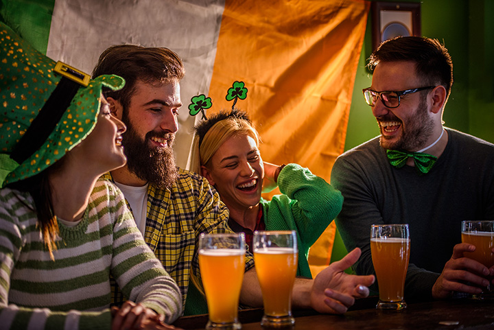 The 13 Best Places to Celebrate St. Patrick's Day in Virginia!