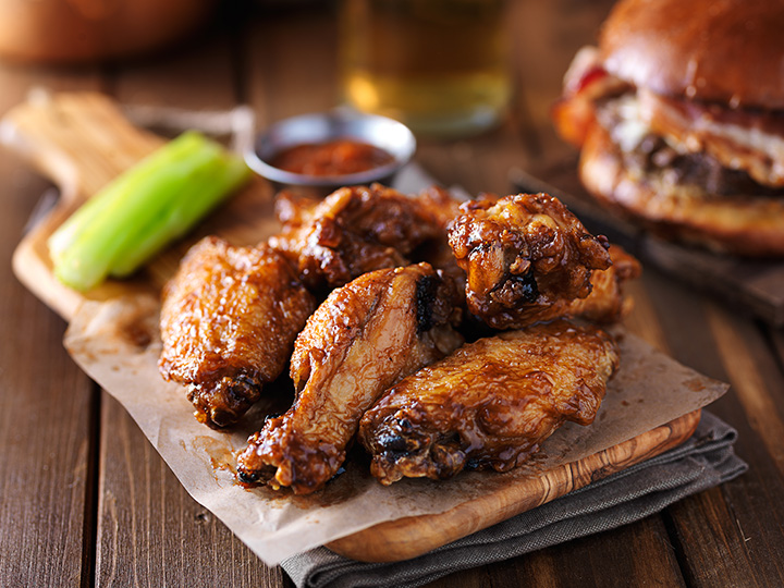 The 10 Best Spots for Wings in Virginia!