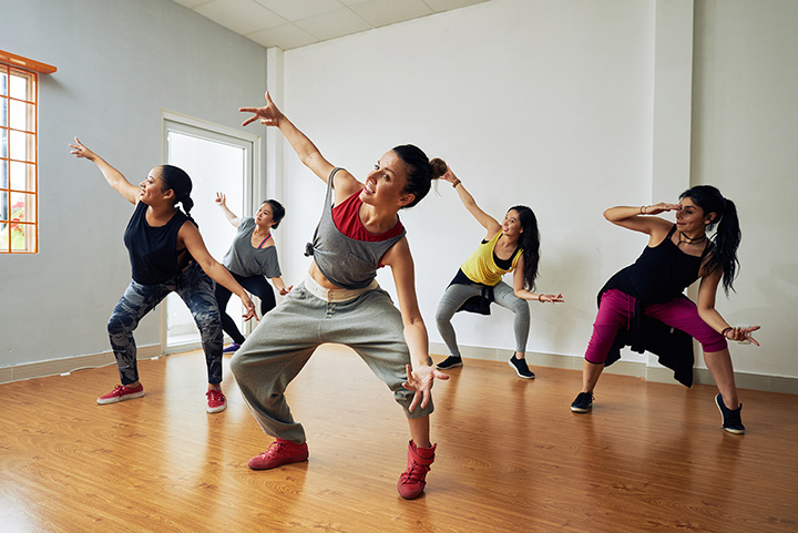 The 9 Best Zumba Classes in Virginia!