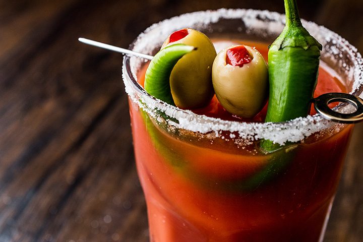 10 Best Places for a Bloody Mary in Vermont