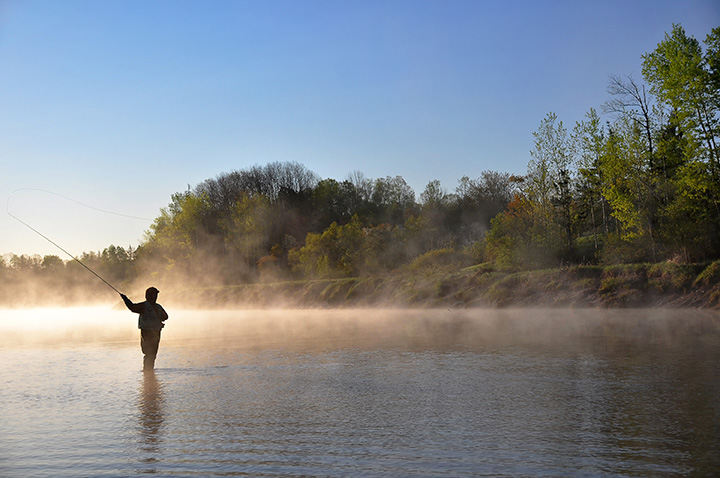 The 6 Best Fly Fishing Spots in Vermont!