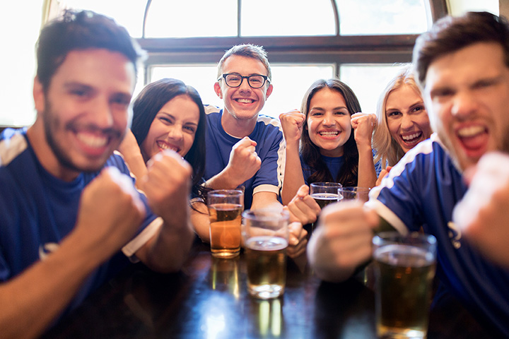 The 10 Best Sports Bars in Vermont!