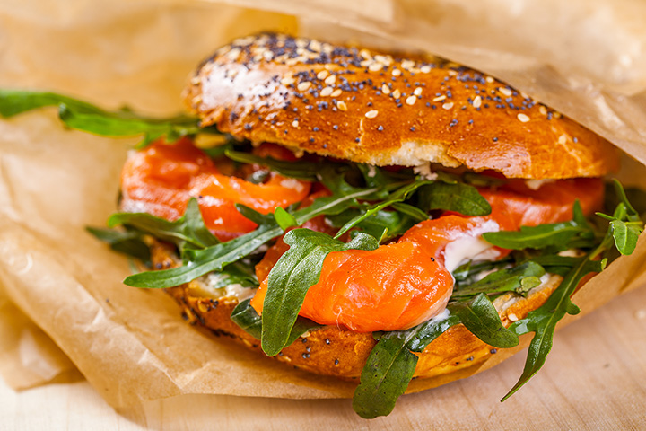 The 9 Best Bagel Shops in Washington State!