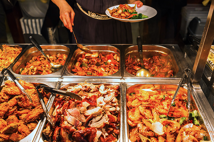 The 10 Best Buffets in Washington!