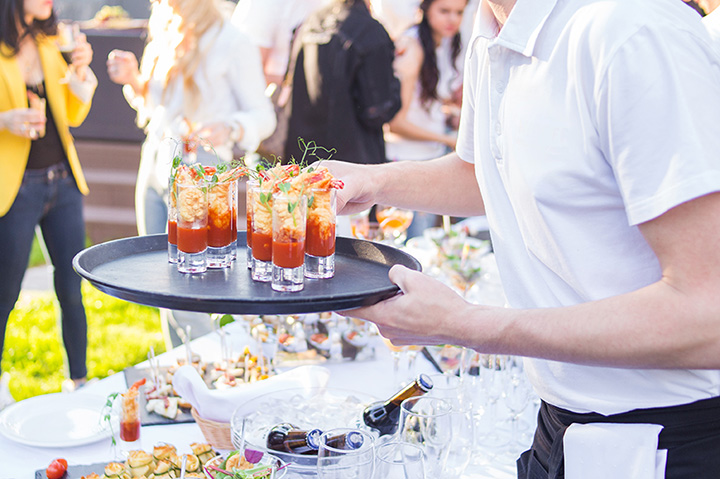 The 10 Best Caterers in Washington!