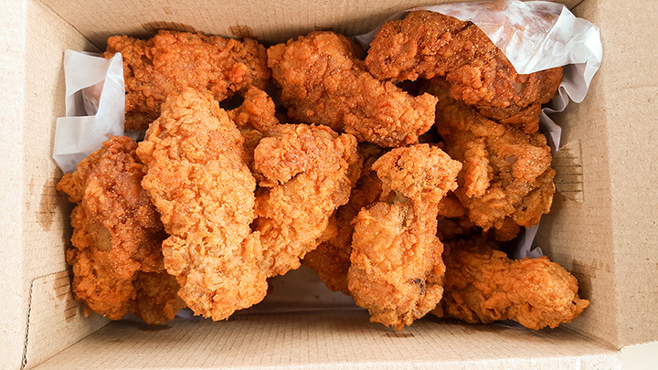 The 10 Best Places for Fried Chicken in Washington!